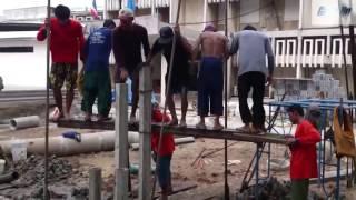 Прикол про строителей))