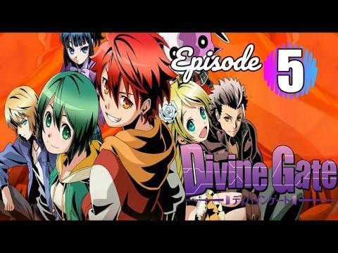 Divine Gate - Episode 5 English Dub