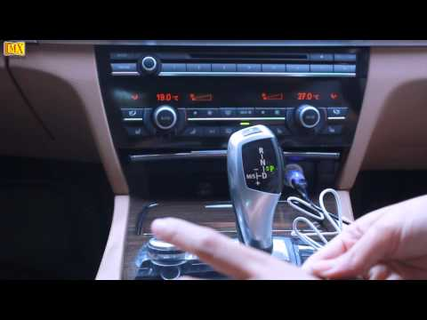 How to use use Car charger for iPhone 5 and iPad Mini in the car ?