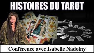 Histoire et Mythe du Tarot - Isabelle Nadolny