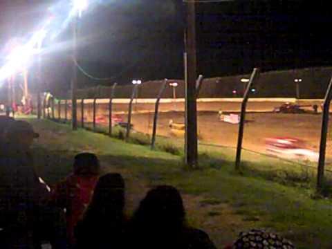 Vintage car racing @ western kentucky speedway 9/8/12