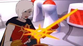 Стражи галактики: Новая миссия - мультфильм Marvel – серия 10 сезон 3