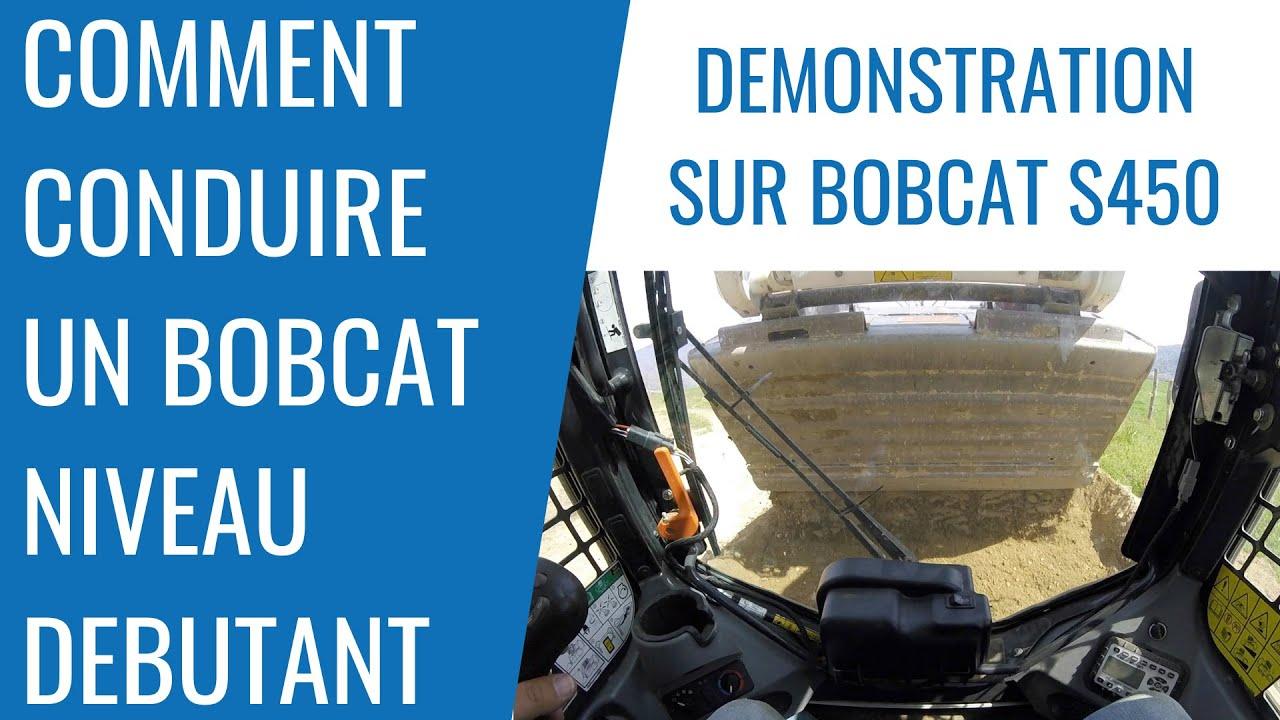 Download Comment conduire un Bobcat pour la première fois?