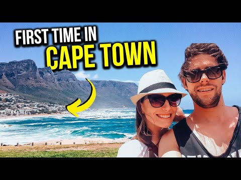 Cape Town South Africa - Cape Town 2016 - Making it Happen - Vlog  daily vlogger