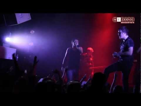 Концерт Evil Not Alone от MyZoneTV 18.12.11. СПб
