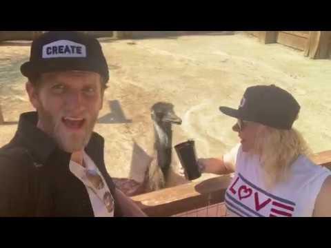 Erinn, Dan & the Emu