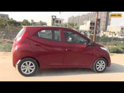 Hyundai Eon Drive Review