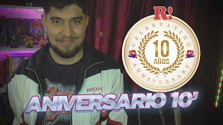 ESTE VIERNES ES UN DÍA MUY ESPECIAL, Y TU SERÁS PARTE...#REV10AÑOS