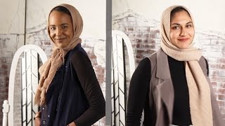 Video Women Try Macy's First Modest Clothing Line download MP3, 3GP, MP4, WEBM, AVI, FLV April 2018
