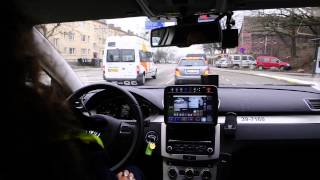Polisbilar får kameror som läser fordonsskyltar