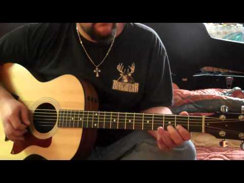 How To Play Dirt Road Anthem On Guitar