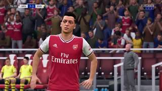 SD and Pure Play FIFA 20 Online Seasons With Arsenal | LIVESTREAM | PS4 PRO 1080p