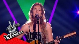Elise - 'Go Solo' | Blind Auditions | The Voice Van Vlaanderen | VTM