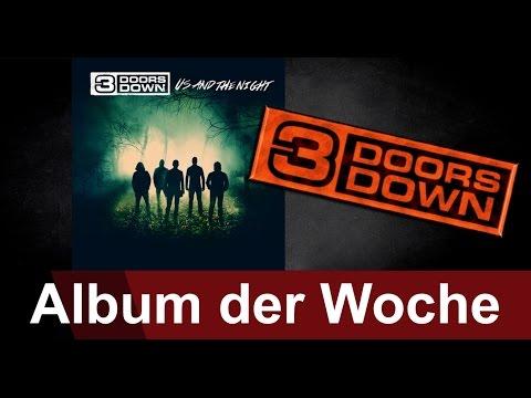 """3 Doors Down - """"Us And The Night"""" - das Album der Woche auf ROCK ANTENNE"""