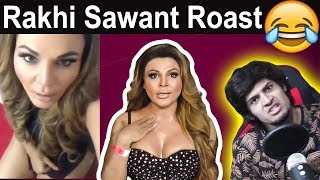 RAKHI SAWANT Roasted By Pakistani