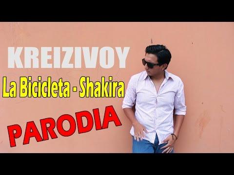 SHAKIRA - LA BICICLETA (Parodia) LA CHANCLETA - Exámenes supletorios