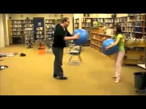 Conservation of Momentum and Elastic Collisions Fun Video
