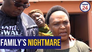 WATCH   Seboko family suspect foul play, demand answers after schoolboy's pool death