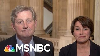 Full Kennedy/Klobuchar: Facebook Isn't A Company, 'They're A Country' | MTP Daily | MSNBC