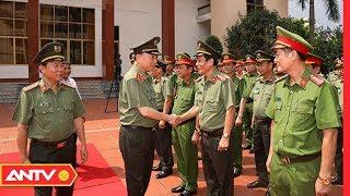 Bộ trưởng Tô Lâm làm việc với công an tỉnh Quảng Ninh | ANTV