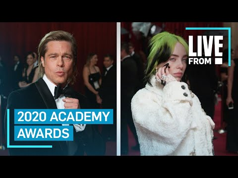Best of Glambot: 2020 Oscars  E Red Carpet & Award Shows