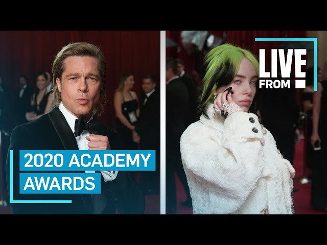 Best of Glambot: 2020 Oscars | E! Red Carpet & Award Shows