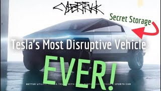 TESLA CYBERTRUCK | Tesla's Most Disruptive Vehicle Ever