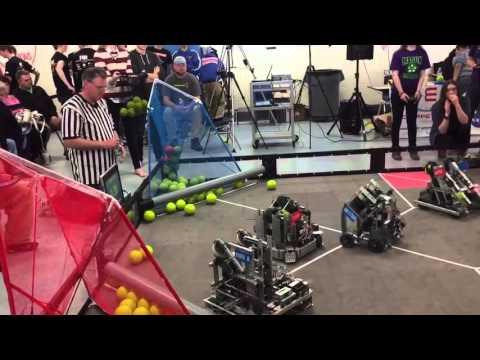 Vex Robotics - Team Error 404 - Weston Middle School