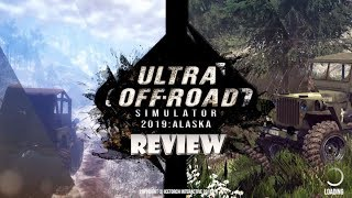 Ultra Off-Road Simulator 2019: Alaska (Switch) Review (Video Game Video Review)