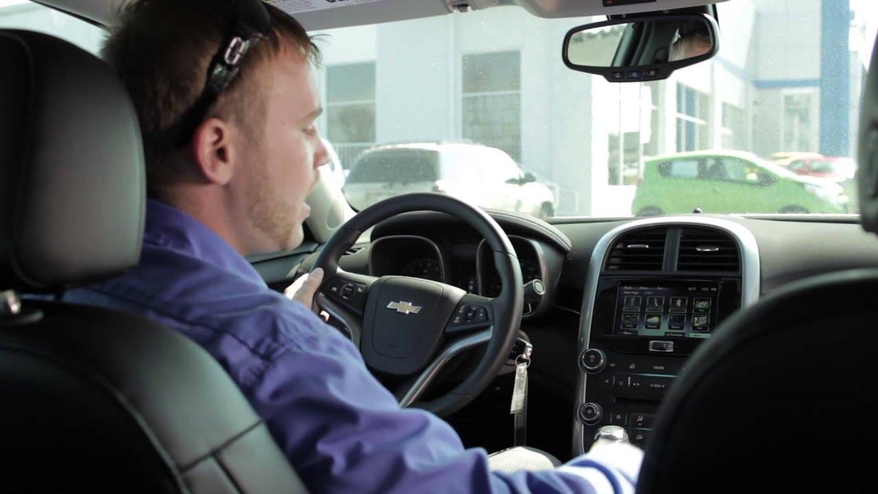 Chevy Cruze Vs Ford Fusion >> Chevy Cruze Vs Chevy Malibu Comparison Youtube