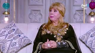 الفنانة فادية عبد الغني: أنا نجمة من الدرجة الأولى.. ولو ما اشتغلتش في بلدي هشتغل فين؟
