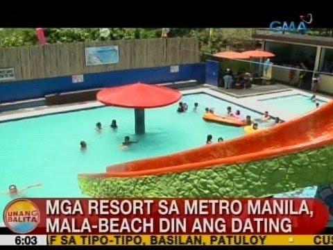 UB: Mga resort sa Metro Manila, mala-beach din ang dating