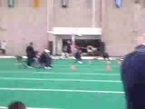 chris randle 40 yard dash