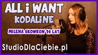 Kodaline - All I Want (cover by Milena Skowron) #1334