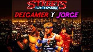 STREETS OF RAGE (JUEGO COMPLETO AL 90%) - DeiGamer
