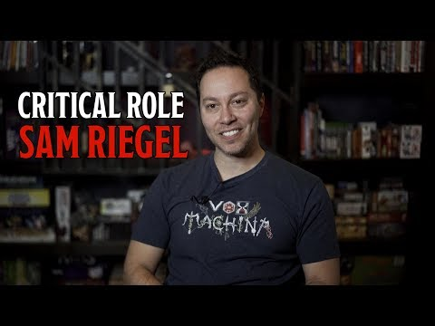 Sam Riegel On The Final Battle and Critical Role's Future