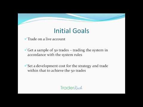 Forex 5 Minute Strategy by TraderRach – Introduction