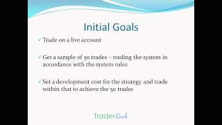 Forex 5 Minute Strategy by TraderRach - Introduction