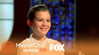 Che Is Tough To Slow Down | Season 7 Ep. 14 | MASTERCHEF JUNIOR