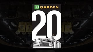 TD Garden 20th Birthday Celebration