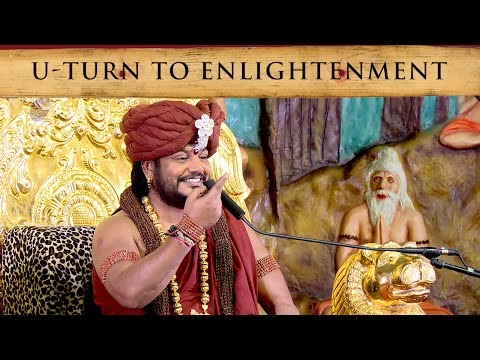 Take a U-Turn to Enlightenment