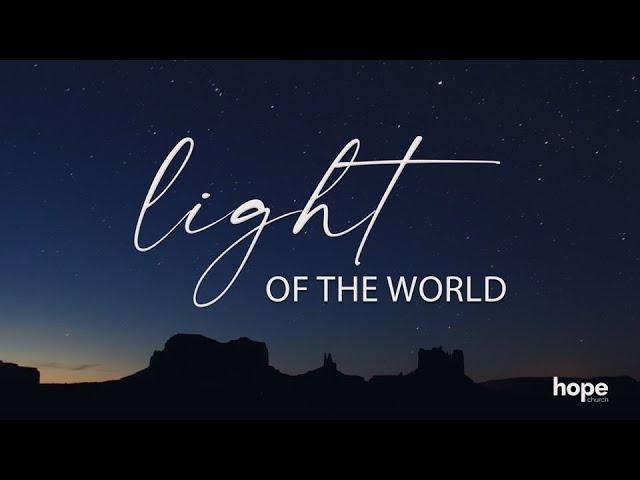 Christmas Celebration | Light Of The World | December 2020