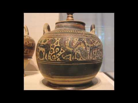 A Corinthian Pyxis, Part 1 (Ancient Art Podcast 5)