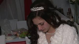 Цыганская свадьба, танец отца и дочери