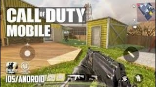 Call Of Duty®-Mobile Death match Gameplay/Download