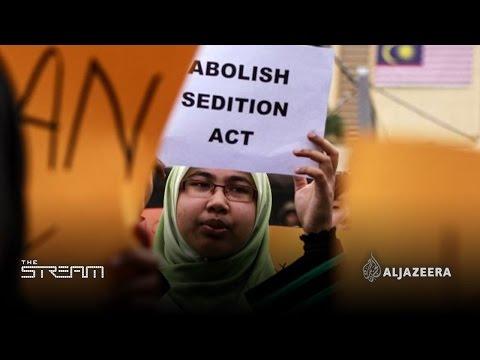 The stream - Malaysia's sedition debate