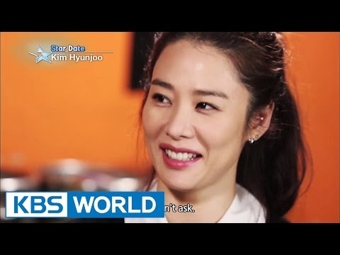 Guerilla Date with Kim Hyunjoo (Entertainment Weekly / 2014.12.20)