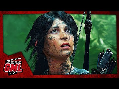 SHADOW OF THE TOMB RAIDER - FILM JEU COMPLET FRANCAIS