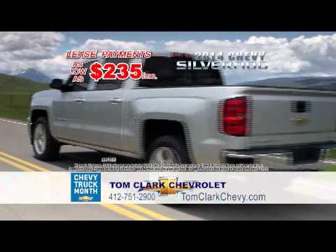 Tom Clark Chevy >> Truck Month At Tom Clark Chevrolet Rt 48 Mckeesport