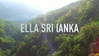 Ella Sri Lanka 2016 Dji Phantom 3